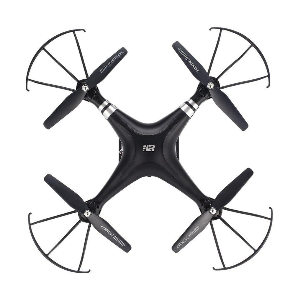 SH5H 2.4G FPV RC Drone 720/1080 p grand Angle HD Wifi caméra sans tête Mode gravité sens retour clé RC quadrirotor Drone jouets passe-temps