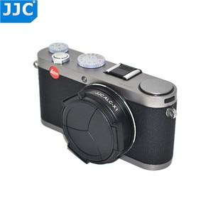 Image 3 - JJC Professional Auto Retenção AUTO OPEN FECHAR LENS CAP para LEICA X1/X2