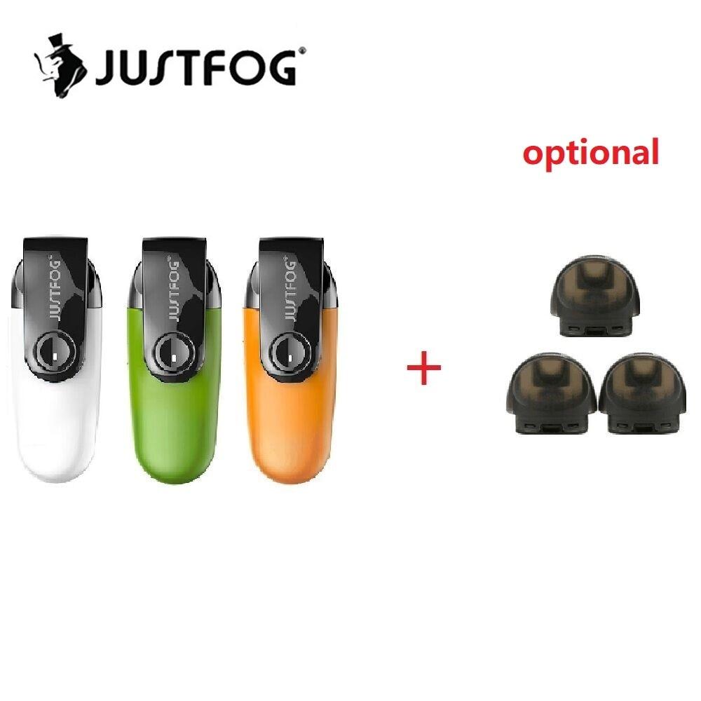 JUSTFOG C601 Kit With 1.7ml Tank Capacity & 650mAh Battery & Dust-proof Cap Pod Vape Kit Electronic Cigarette VS MINIFIT Pod Kit