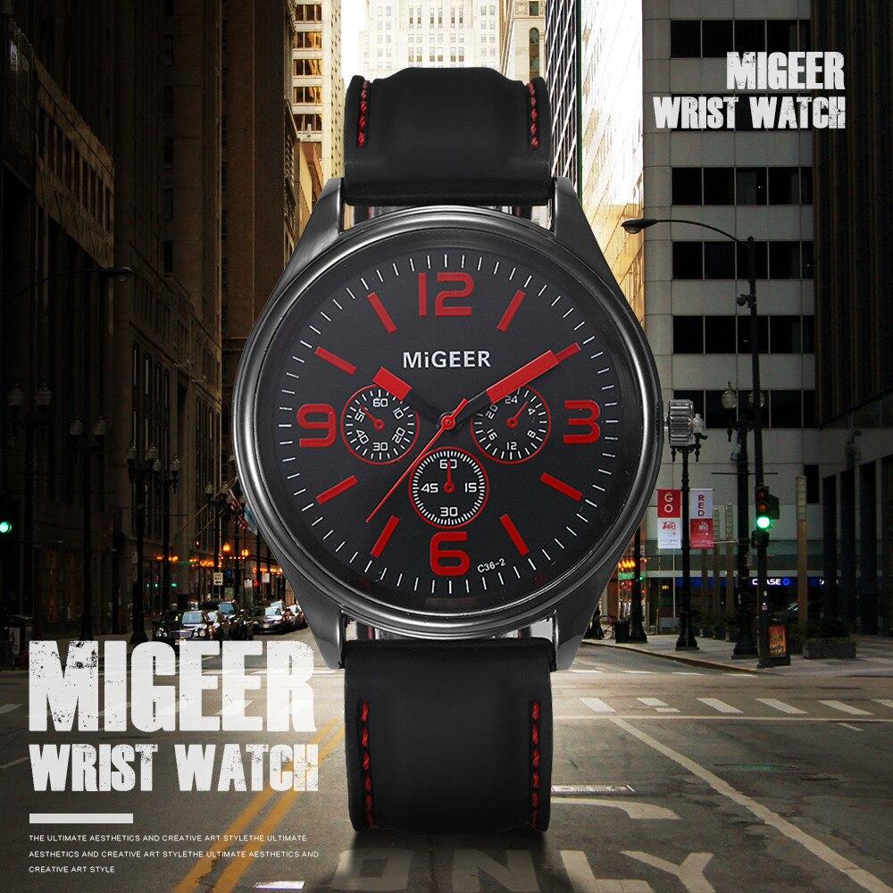 Military Quartz Sports Wrist Watch Wristwatches Clock Hour Male