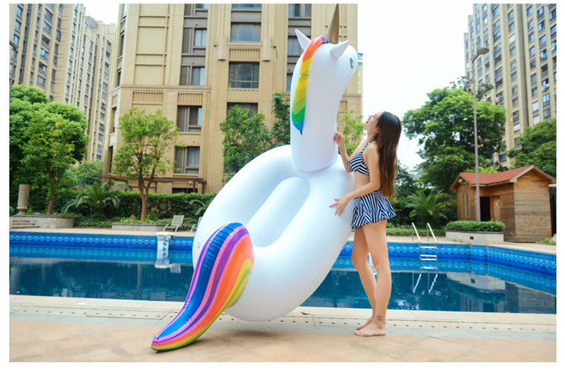 Free By DHL/UPS 275cm Giant Inflatable clamshell with pearl Pool Float row laps Ride-On Swimming Ring Water Party Toys