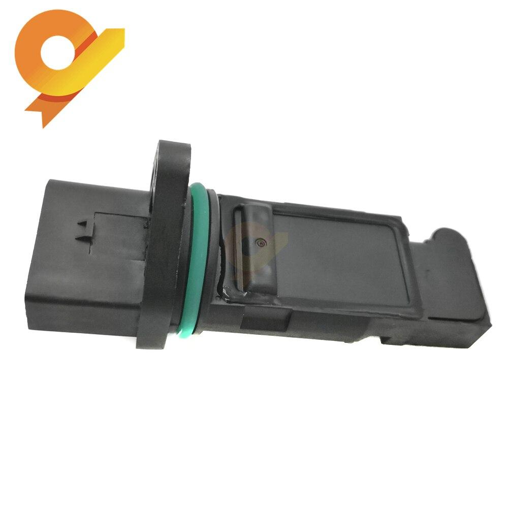 Medidor de flujo de aire masivo MAF Sensor para Volkswagen VW Audi A3 todo el motor 1,9 TDI 0281002531 038906461B F00C2G2055 0 281 002 531