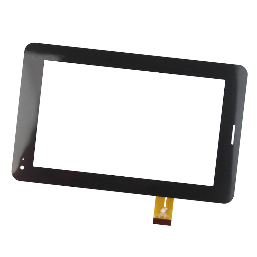 7 Inch Touch Screen TPC1219 VER1.0 for Megafon Login 2 Login2 MT3A Tablet Tablet PC Glass Capacitive Replacement new 7 inch tablet pc mglctp 701271 authentic touch screen handwriting screen multi point capacitive screen external screen
