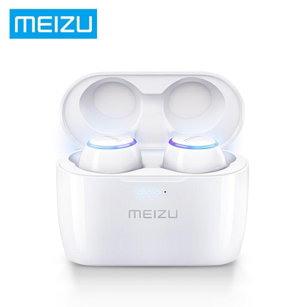 MEIZU POP TW50 écouteurs tws Vrai Sans Fil écouteurs bluetooth écouteurs de sport Étanche casque intra-auriculaire Avec Sans Fil De Charge