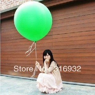 M3 Free Shipping 10 pcs/lot,36 inches latex balloon  for party decoration