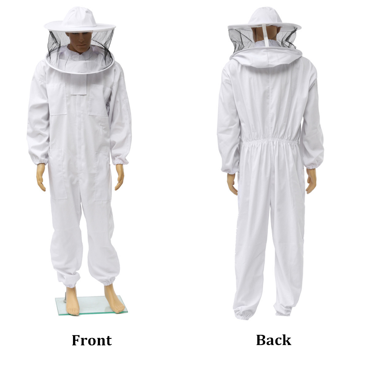 HTB1ZCqQisj B1NjSZFHq6yDWpXaX - Beekeepers Full Body Beekeeping Clothing Professional Bee Protection