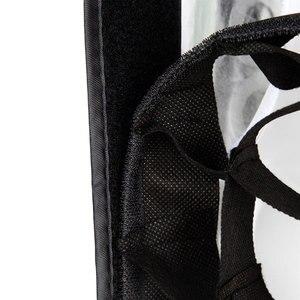 "Image 5 - Godox portátil 60*90cm 24 ""* 35"" retangular favo de mel grade guarda chuva softbox foto softbox refletor para flash speedlight"