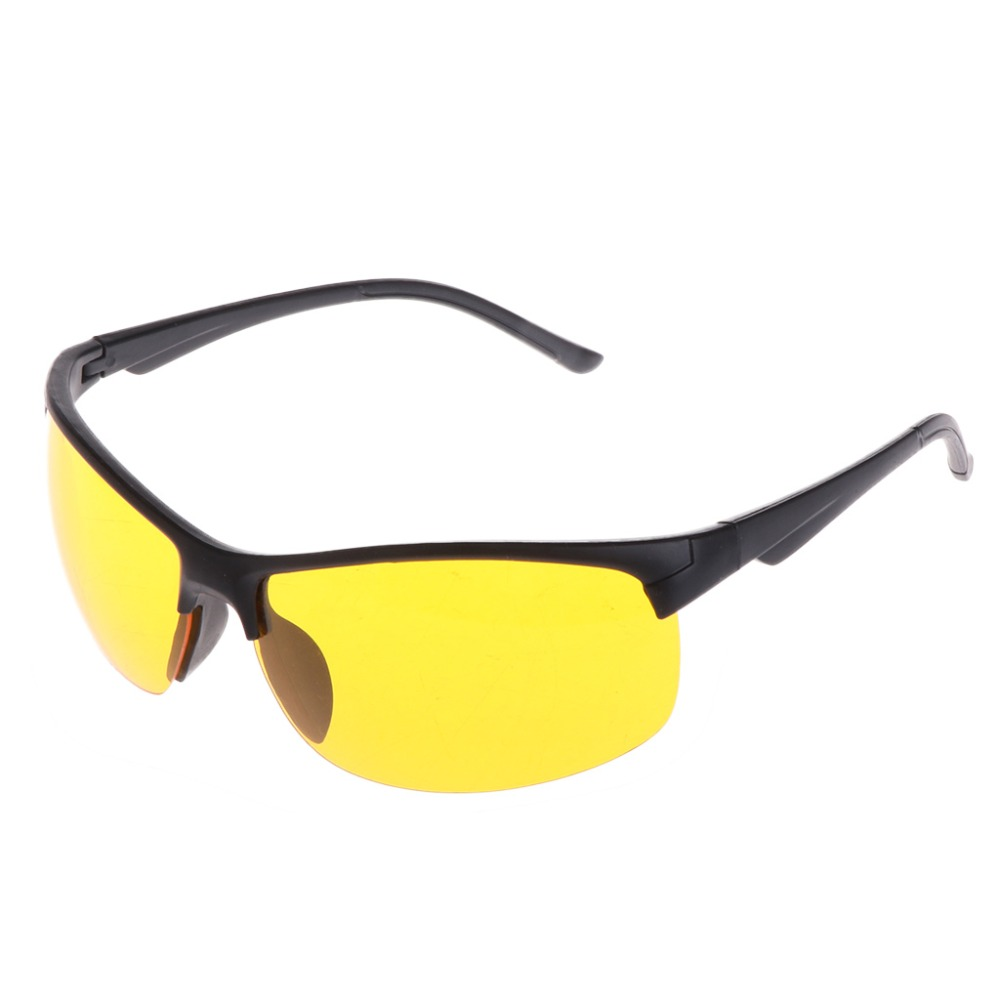 Night Vision Glasses Fishing Cycling Outdoor Sunglasses Protection Unisex UV400 frog mirror pc alloy full rim casual unisex classical sunglasses glasses coffee