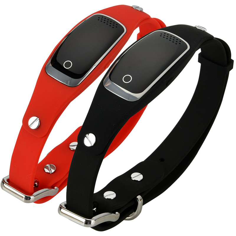 S1 Waterproof Gps Anti-lost Dog Collar Pet Tracker WIFI GPS LBS Location Real Time Tracking Device