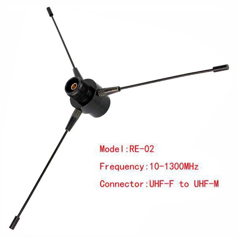 5 pcs/lot UHF-F 10-1300 MHz antenne Mobile sol pour NAGOYA RE-02 pour autoradio pour Radio bidirectionnelle KENWOOD MOTOROLA YAESU ICOM
