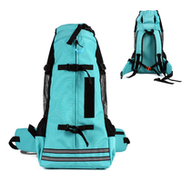 Dog Carrier Backpack for Small and Medium Pets Front Facing Adjustable Pack with Storage Bag Outdoor Travel Riding Hiking 6 14kg