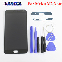 In Stock For Meizu M2 Note Touch Screen Digitizer LCD Display For Meizu M2 Note 5