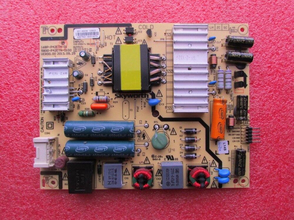 все цены на 5800-P42ETN-0100 0110 168P-P42ETN-01 LED Power Board онлайн