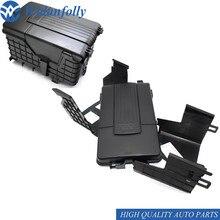 Widanfolly 1 комплект батарейный лоток Накладка для Jetta Golf Touran Tiguan Scirocco Octavia 1KD 915 443 1K0 915 443 A 1K0 915 443 C
