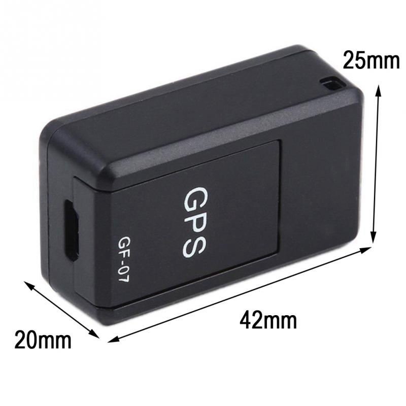 Mini GPS Tracker Long Standby Magnetic SOS Tracking Device for Vehicle Car Person Location GPS Tracker Locator System Anti-lost (11)