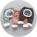 2016 invierno del niño del bebé chicas chicos calientes del león de dibujos animados pantalones harén niños pantalones al por mayor