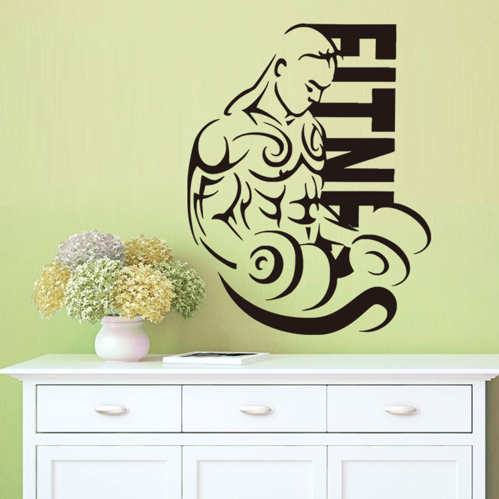 Exelent Fitness Wall Decor Picture Collection - The Wall Art ...