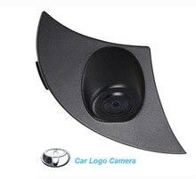 CCD TELECAMERA di Parcheggio Auto Retromarcia Vista Posteriore Vista Frontale Logo Camera Per Toyota Camry Corolla LAND CRUISER highlander