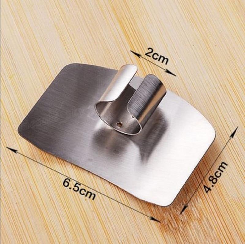 Finger Protector de Acero inoxidable Accesorios de Cocina ...