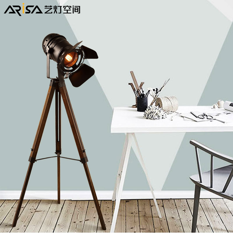 LED Nordic novelty bedroom lighting living room floor lamp study modern personality bedside Fixtures floor lamps цены