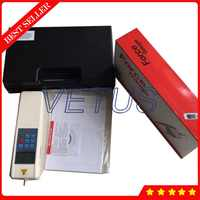HF-500 Digital Push Pull Force Gauge Force Tester Dynamometer 500N/50Kg/110Lb with RS232 Datalogger Interface