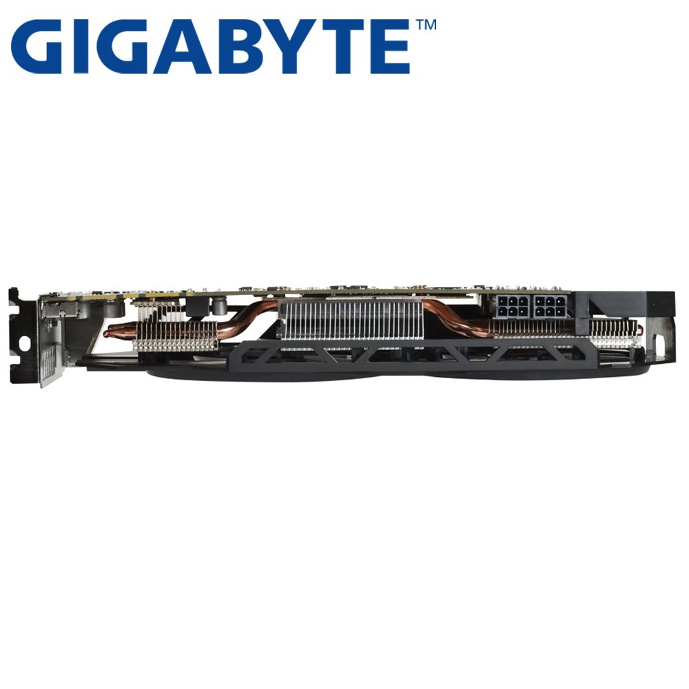 GIGABYTE Original Graphics Card GTX 760 With 6008MHz Memory Frequency 2
