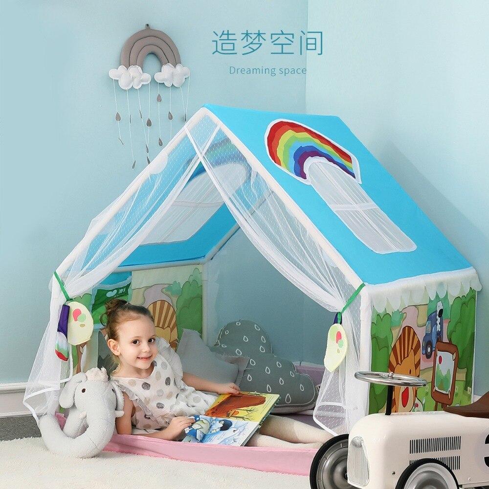 Tente bébé jouets pour enfants piscine à balles château tente pour Enfant piscine à balles Enfant tente balle Pit jouer maison enfants Enfant chambre jouer jouets