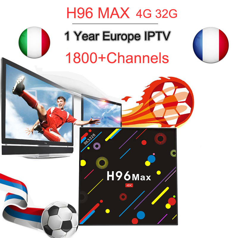 hot selling H96 MAX H2 Android 7.1 TV BOX RK3328 Quad-Core SET TOP BOX Support 4k H.265 WiFi 2.4G/5G BT Italy/Poland IPTV  BOX solovox set top box tvip 605 box linux 4 4 android supporto h 265 1920x1080 quad core tvip 605 tv box super clear hot sale