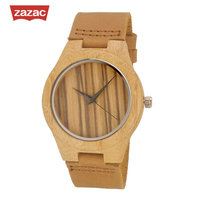 2017 Hot Small Dial Women Wooden Ladies Quartz Watches Wristwatches Men Reserva Relogio Feminino Dropshipping Suppliers
