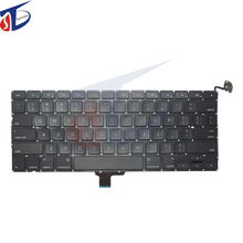 "A1278 us keyboard calvier without backlight for macbook pro 13.3"" A1278 keyboard USA 2009-2012year"