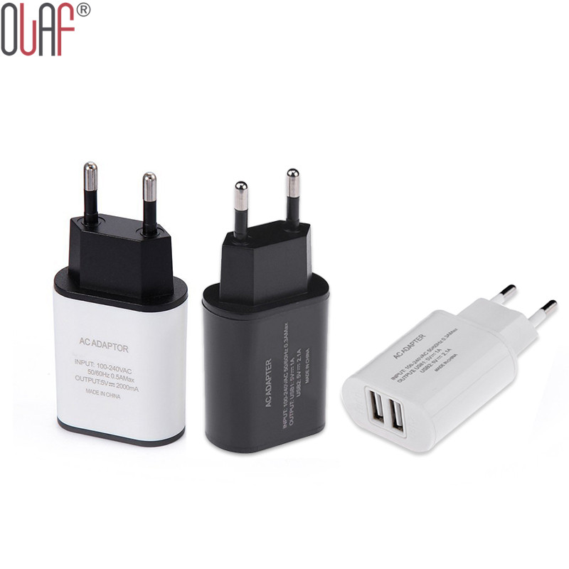 High Quality EU USB Fast Charging For iPhone 7 6 s plus 5 5s 5c Phone USB Charger Power Adapter For Xiaomi Redmi Samsung SONY