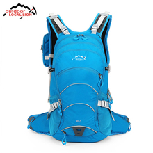 LOCAL LION 20L Bicycle Backpack Waterproof MTB Bike Water Bag For Bicycle Outdoor Hiking Trekking Cycling Hydration Backpack цена