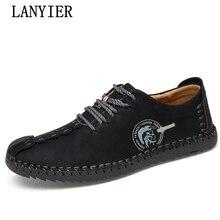 Лидер продаж мужская обувь дышащая мужская обувь 2017 г. мужская повседневная обувь красного цвета обувь с мягкой подошвой для взрослых плюс размеры 38–46
