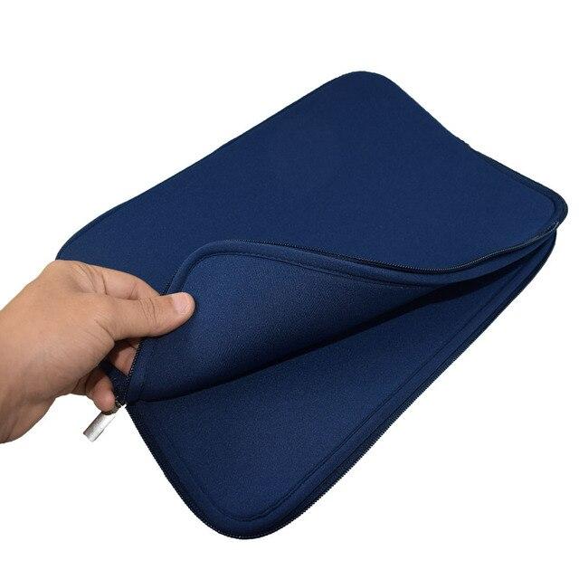 Étui de tablette universel pochette dordinateur de poche pour 11 12 13 15.6 pouces ordinateur portable macbook lenovo acer asus HP ultrabook pochette
