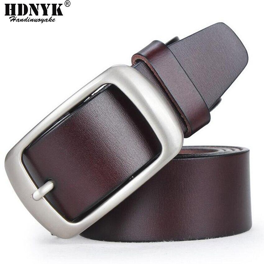 91cab8e1ff9 2017 diseñador caliente famosa marca de lujo de los hombres cinturones  cintura masculina 100% cuero vacuno aleación hebilla de cinturón