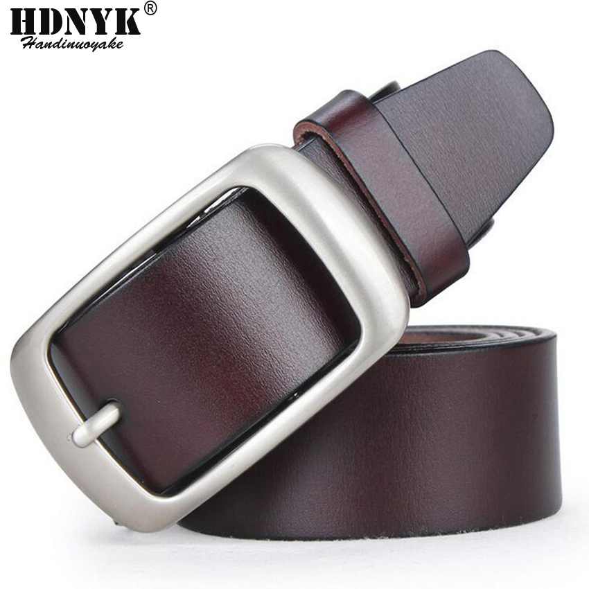 2019 Hot Designer Belt Famous Brand Luxury Belts Men Belts Male Waist Strap 100% Cowskin Leather Alloy Buckle Belt