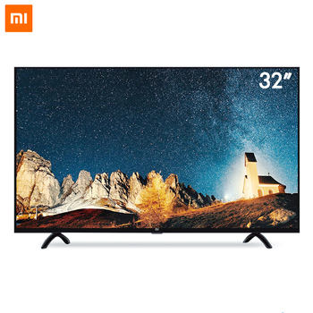 2017 Xiaomi Smart TV Set 4A 32 inch 1366x768 Television 64-bit quad-core Artificial Intelligence HDMI WIFI 1GB+4GB game display toys for 2 month old