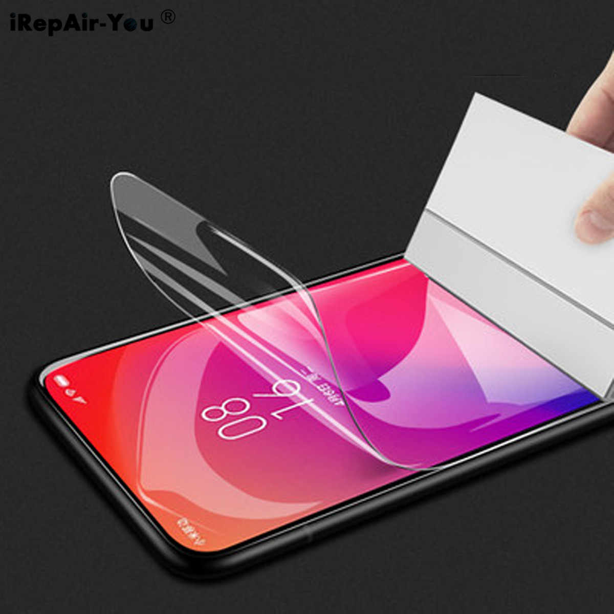 New 10D Nano Full Cover Hydrogel Film For Xiaomi Mi 9 SE 9t CC9 CC9e A3 Redmi K20 Pro Note 7 Soft TPU HD Screen Protective Film