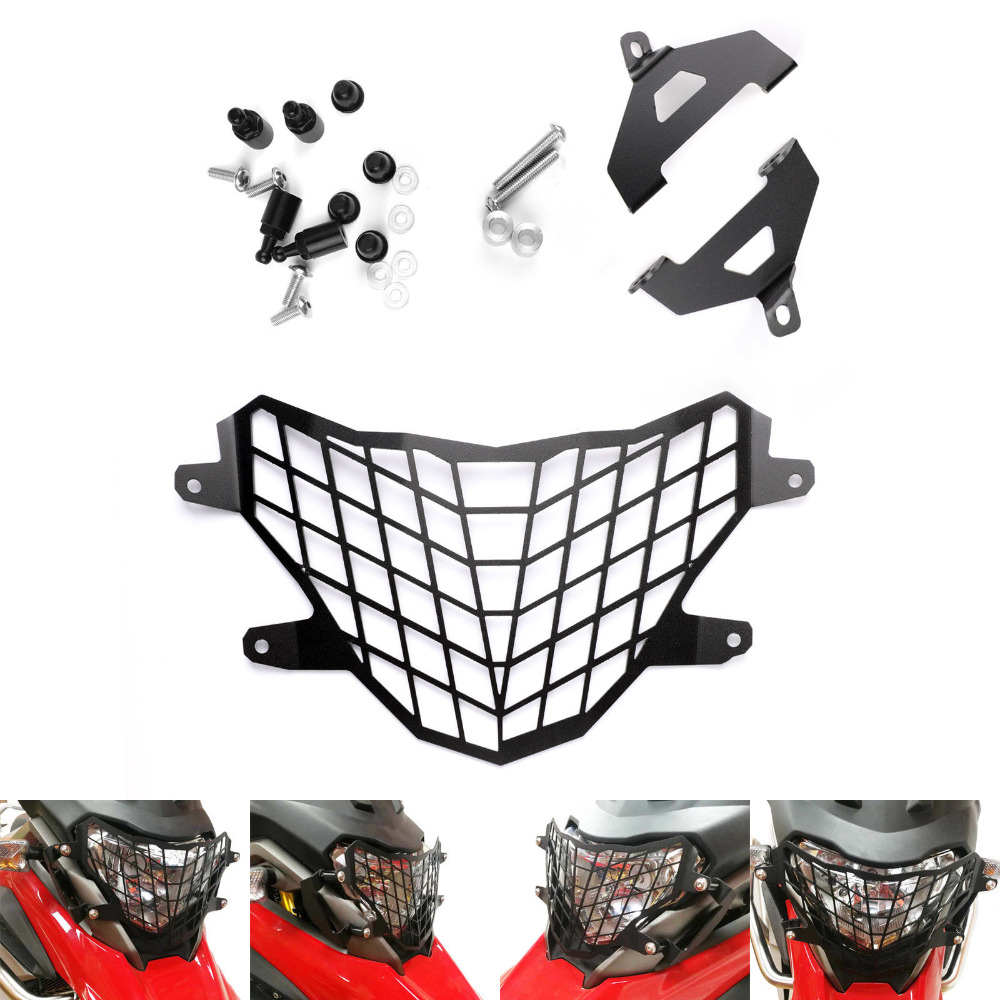Front Headlight Grille Guard Cover Protector For BMW G310GS G 310 GS 2017 18 USA