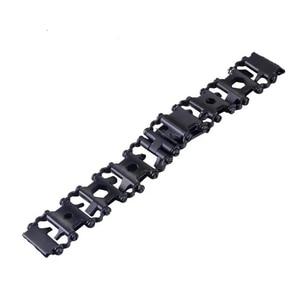 Image 5 - Voor Samsung Galaxy Horloge 46mm Gear S3 Stalen Metalen Tool Horlogeband Horlogeband Armband Voor Garmin Fenix 3 HR 5X Horloge Band