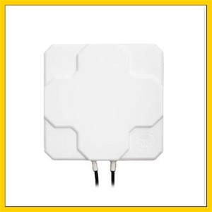 Image 3 - 2*22DBI 4G  Outdoor  Panel  antenna LTE Aerial Directional MIMO External Antenna N Female connector 10M cable For  4g  Router