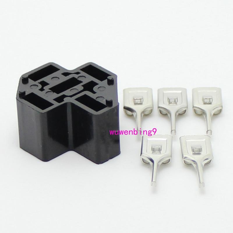 Aliexpresscom Buy Sets Automotive Relay Socket Pin PCB Car - 5 pin relay socket