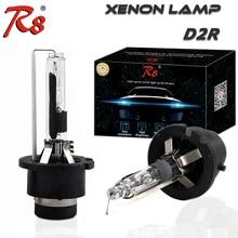 R8 Car Auto Headlight Germany Technology 2 Pieces D2R Xenon Bulb AC Metal Holder 4300K 6000K 8000K For 12V 35W Bulb Ballast D2C