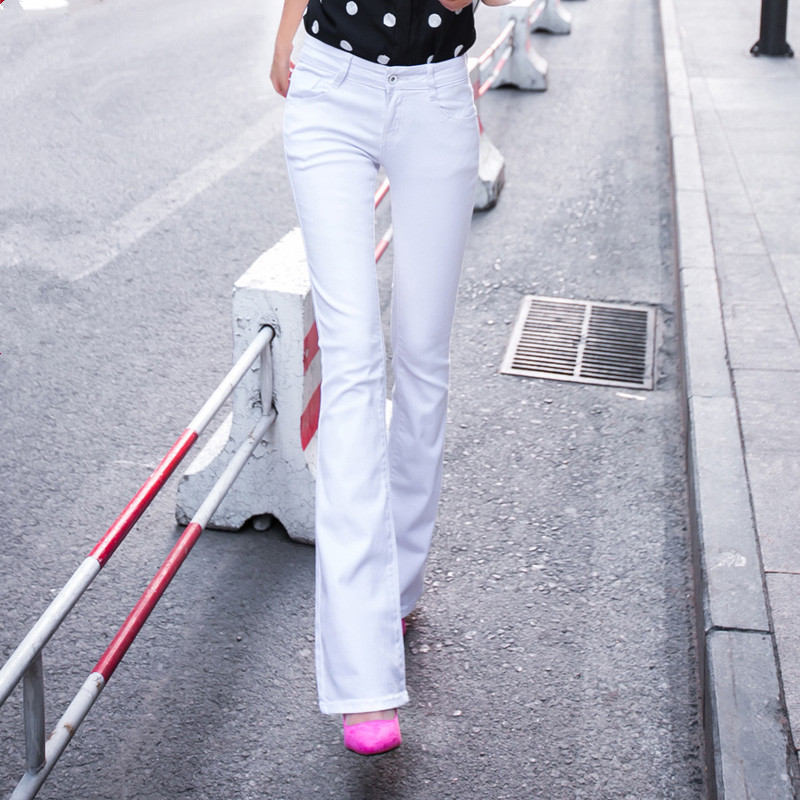 Popular White Jeans Cut-Buy Cheap White Jeans Cut lots from China ...
