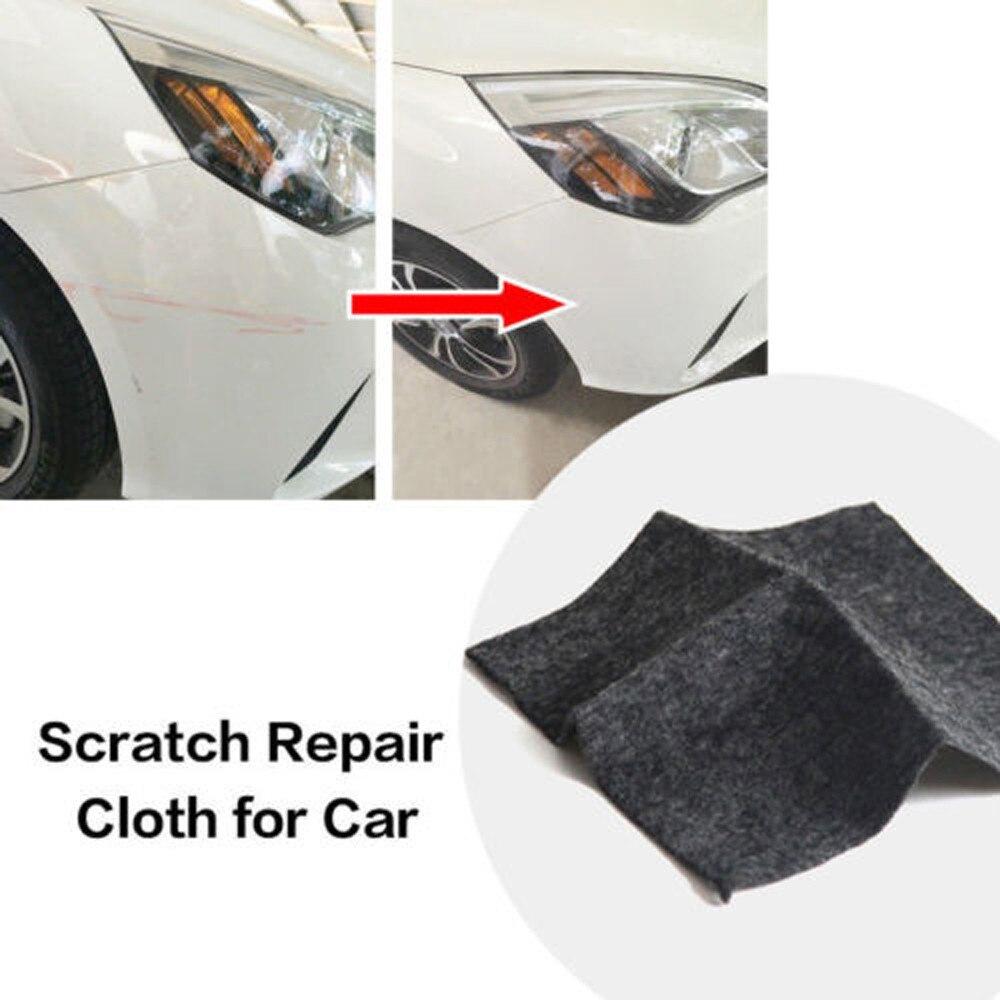 Car Remove Scratches SCRATCH ERASER A Magical Cloth Clear Coat Fast Fix Us Selle