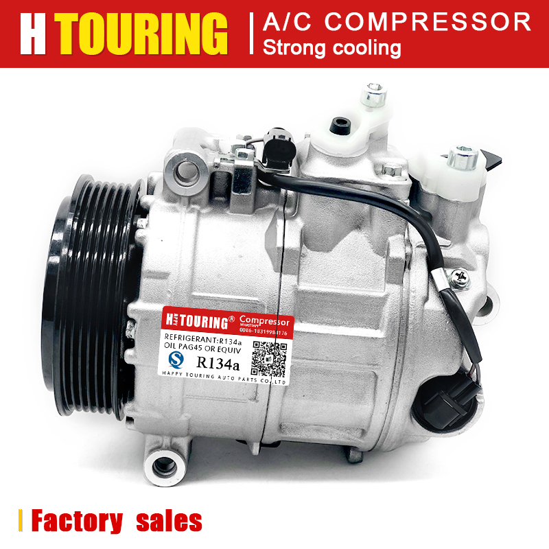 AC Compressor for Mercedes Benz MB C/E/S CLASS W221 W211 W220