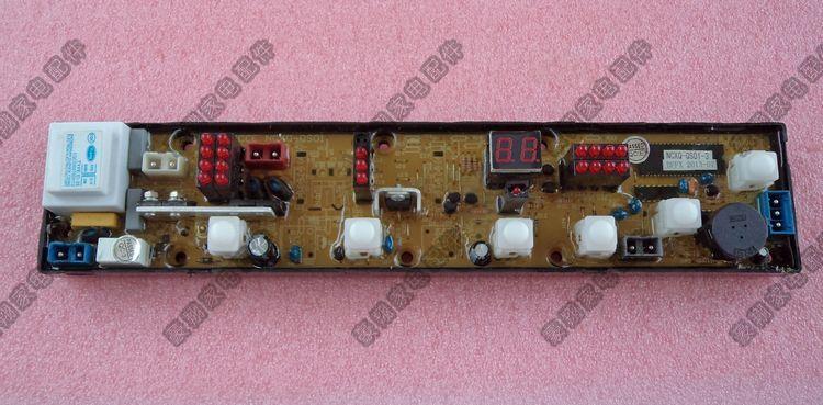 все цены на Washing machine board xqb50-5026a xqb50-5016a xqb52-5256a original motherboard онлайн