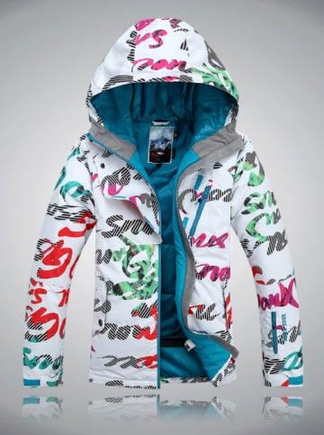 Free Shipping 2016 womens skiing jacket Women snowboard Clothing ladies snow wear 10K waterproof breathable warm winter costume