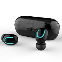 Q13S TWS Mini Wireless Bluetooth Earphone Waterproof Headset Stereo Earbuds Sport Headphone With Charging Box tws earbuds true mini wireless earphone bluetooth headphone with charging box as powerbank noise cancel headset airpods style