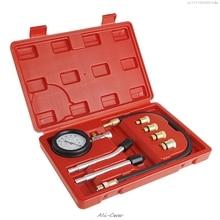 Portable Engine Cylinder Pressure Gauge Compression Tester Diagnostic Tool Kit недорого